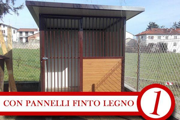BOX PER CANI N. 1