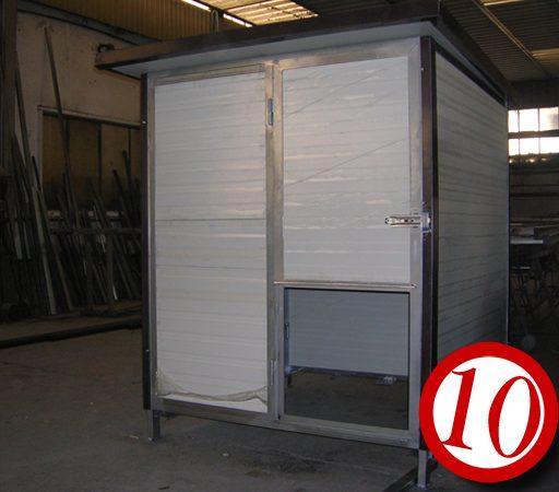 BOX PER CANI N. 10